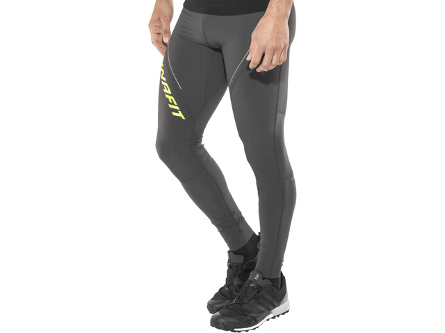 Dynafit M's Ultra Long Tights fluo yellow